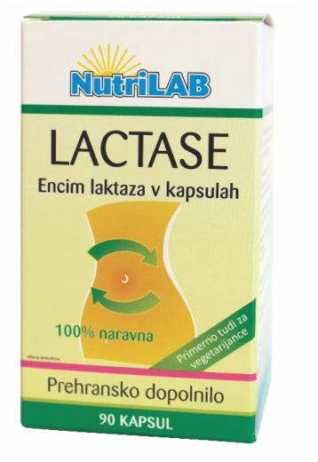 Nutrilab Lactase, 90 kapsul