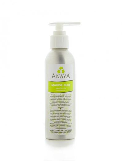 Anaya Marine Blue, olje za masažo, 150 ml