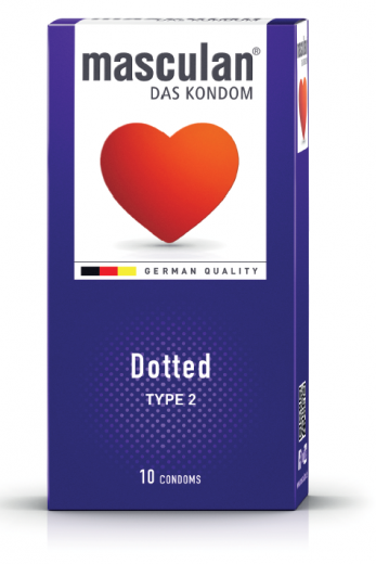 Masculan Drobnozrnat,  preservativi, 10 kosov