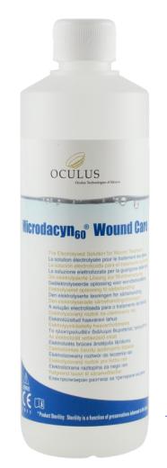 Microdacyn 60, raztopina za rane, 500 ml