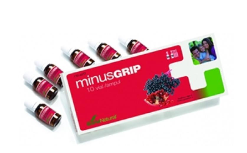 Soria Natural Minusgrip, 10 stekleničk
