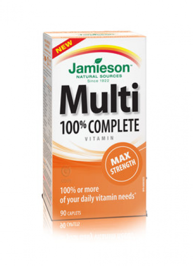 Jamieson Multivitamini in Minerali, 90 tablet