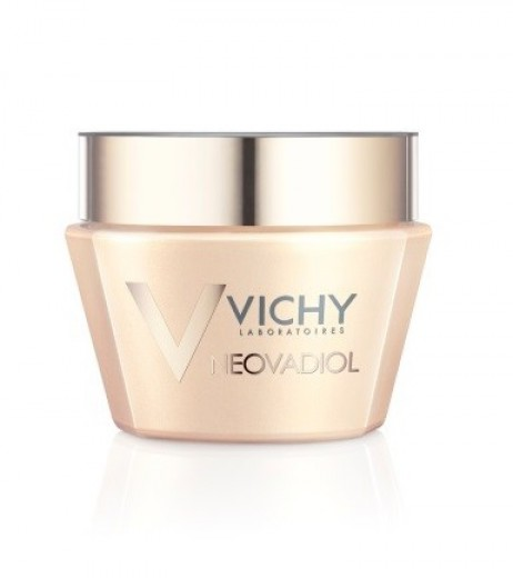 Vichy Neovadiol Nadomestni kompleks, dnevna nega za normalno do mešano kožo, 50 ml