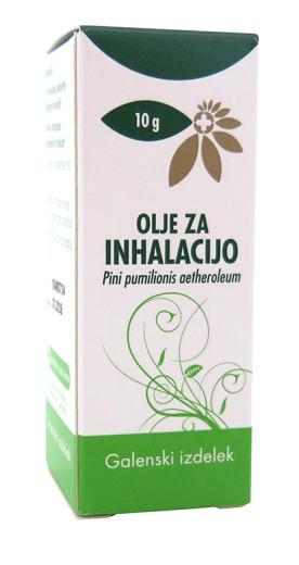 Olje za inhalacijo, 10 g