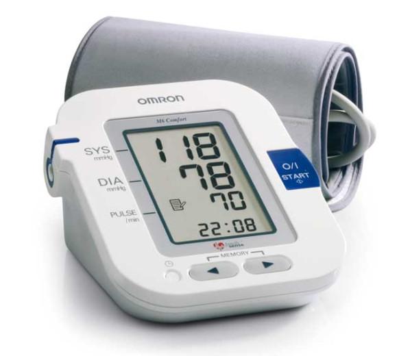 Omron M6 Comfort, merilnik krvnega tlaka
