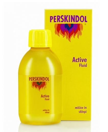 Perskindol Active, fluid, 250 ml