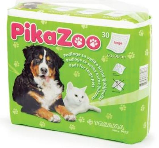 PikaZoo, podloge za velike hišne ljubljenčke - velikost L, 30 kosov