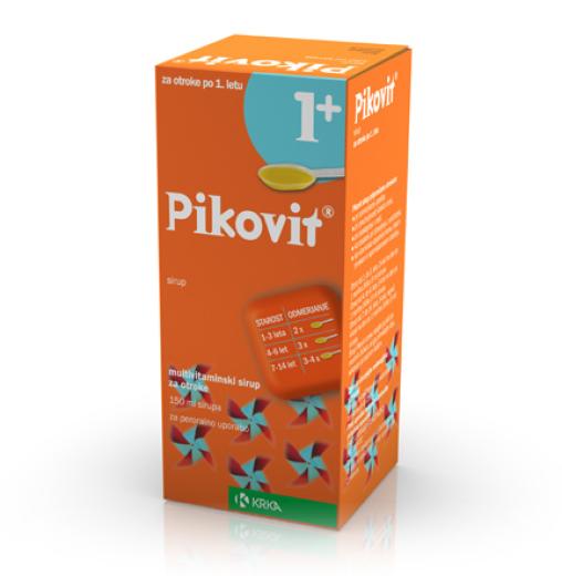 Pikovit 1+, sirup, 150 ml