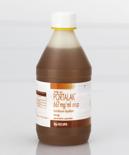 Portalak 667 mg/ml, sirup, 500 ml