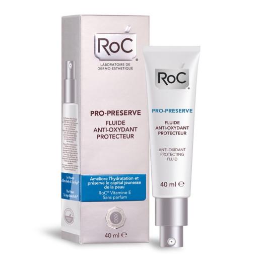 RoC Pro-Preserve, antioksidativni zaščitni fluid za obraz - ZF 30, 40ml
