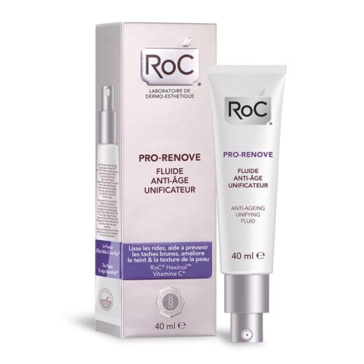 RoC Pro-Renove, anti-age fluid za nego obraza, 40ml