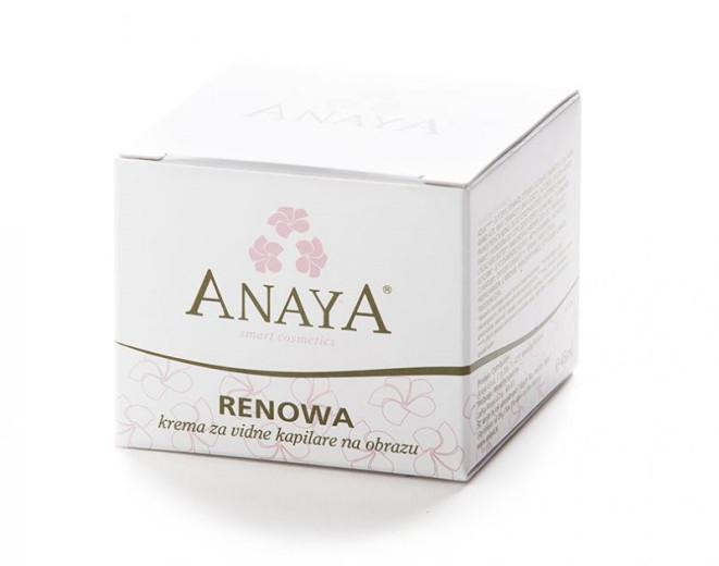 Anaya Renowa, krema za obraz, 45 ml