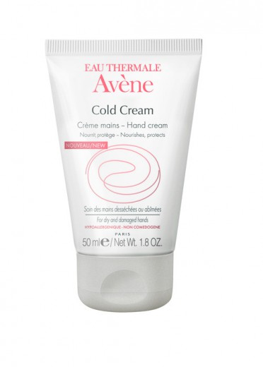 Avene Cold Cream, krema za roke, 50 ml