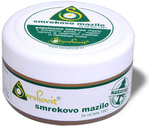 Smrekovit smrekovo mazilo, 150 ml