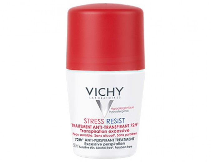 Vichy Stress Resist, roll-on dezodorant, 50 ml