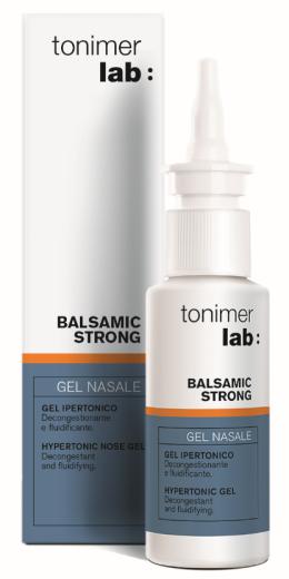 Tonimer Balsamic Strong, nosni gel, 15 ml