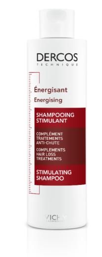 Vichy Dercos, poživljajoč šampon proti izpadanju las, 200 ml