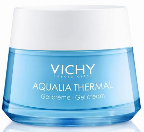 Vichy Aqualia Thermal kremni gel za vlaženje kože, 50 ml