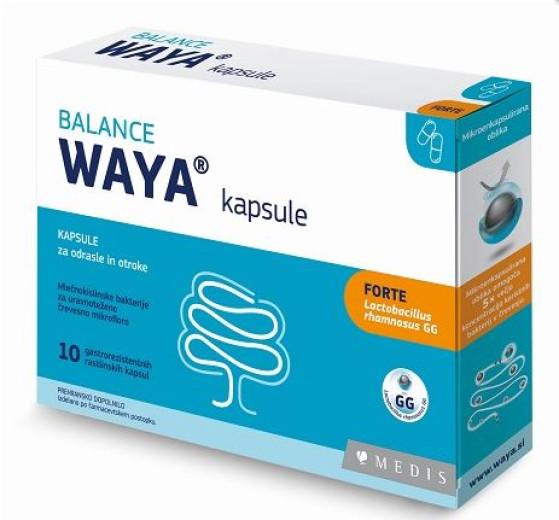 Waya Forte Balance, 10 kapsul