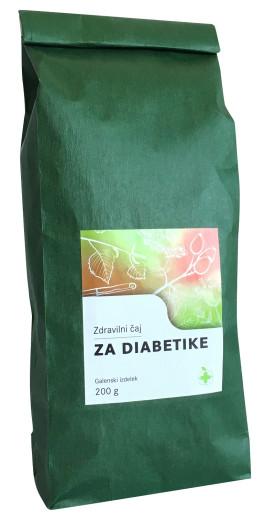Čaj za diabetike, zdravilni čaj, 200 g
