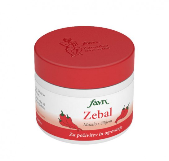 Favn Zebal, mazilo, 75 ml
