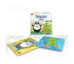 Nexcare ColdHot Happy Kids, 2 kosa