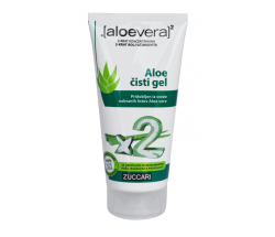Aloe Vera X2, Aloe čisti gel, 150 ml