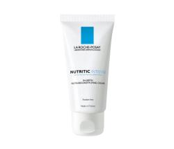 La Roche-Posay Nutritic Intense, krema za suho kožo - tuba, 50 ml