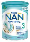 Nan Optipro 3 nadaljevalno mleko za majhne otroke, 800 g
