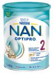 Nan Optipro 2, nadaljevalno mleko za dojenčke in majhne otroke, 800 g