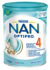 Nan Optipro 4 nadaljevalno mleko za majhne otroke od 2. leta dalje, 800 g