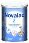 Novalac 2, nadaljevalno mleko za dojenčke, 400 g