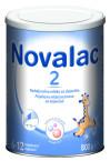 Novalac 2, nadaljevalno mleko za dojenčke, 800 g