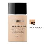 Filorga Flash-Nude (fluid) 02 Medium - Dark, tekoči puder, 30 ml