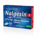 Nalgesin S 275  mg, 20 filmsko obloženih tablet