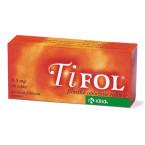 Tifol 0,4 mg, 30 filmsko obloženih tablet