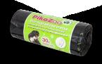 PikaZoo biorazgradljiva vrečka za iztrebke 22 x 35 cm, 30 kosov