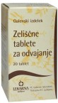 Zeliščne tablete za odvajanje, 20 tablet
