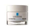 La Roche-Posay Nutritic Intense Riche, krema za zelo suho kožo - lonček, 50 ml