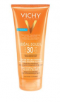 Vichy Ideal Soleil, gel-mleko za telo - ZF 30, 200 ml
