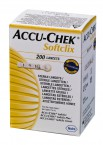 Accu-Chek Softclix II, 200 lancet
