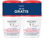 Vichy Stress Resist, roll-on dezodorant, 2x50 ml