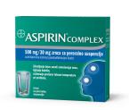 Aspirin Complex 500 mg/30 mg, zrnca za peroralno suspenzijo, 10 vrečk