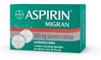 Aspirin migran 500 mg, 12 šumečih tablet