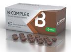 B-complex, 120 obloženih tablet