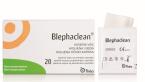 Blephaclean, krpica za veke, 20 sterilnih krpic