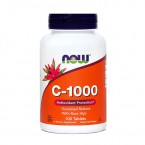 NOW Vitamin C 1000 mg, 100 tablet