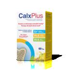 CalxPlus, 60 žvečljivih tablet z okusom vanilije