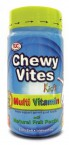 Chewy Vites Kids Multi Vitamin, 60 žvečjivih medvedkov + GRATIS  60 žvečjivih medvedkov