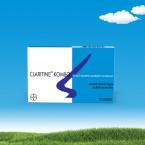 Claritine kombo 120 mg/5 mg, 10 tablet s podaljšanim sproščanjem